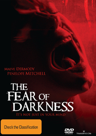The Fear of Darkness on DVD
