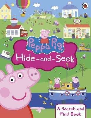 Peppa Pig: Hide-and-Seek by Peppa Pig image