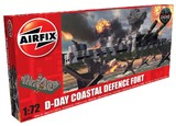 Airfix 1:72 D-Day Coastal Defence Fort - Model Kit
