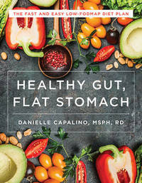 Healthy Gut, Flat Stomach by Kathleen Bradley