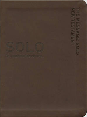 Message: Solo New Testament-MS