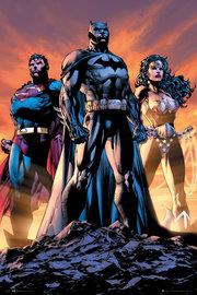 Justice League Poster - Trio (534)