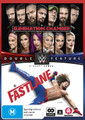 WWE: Double Feature - Elimination Chamber 2018/Fast Lane 2018 on DVD