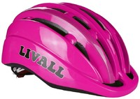 Livall: KS1 Smart Kids Helmet - Pink image