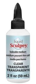 Sculpey: Liquid Bakeable Clay - Clear (59ml)