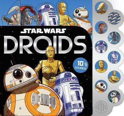 Star Wars: 10-Button Sounds: Droids by Benjamin Harper