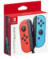 Nintendo Switch Joy-Con Neon Red/Blue Controller Set for Switch