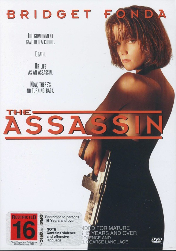 The Assassin on DVD image
