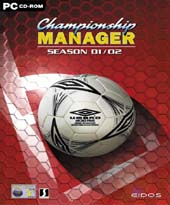 Championship Manager Season 01/02 for PC