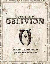 Oblivion Elder Scrolls IV- Prima Official Guide for PC Games