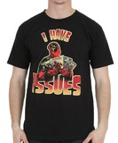 Deadpool Has Too Many Issues T-Shirt (Large)