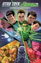 Star Trek/Green Lantern, Vol. 1 The Spectrum War by Mike Johnson