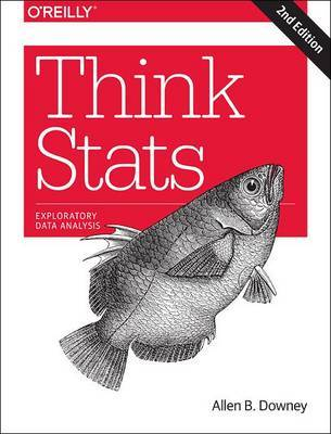 Think Stats 2e by Allen Downey