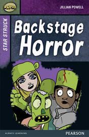 Rapid Stage 8 Set A: Star Struck: Backstage Horror by Jillian Powell