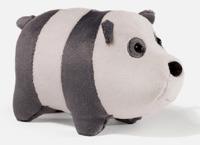 We Bare Bears: Panda Bear Mini Plush (7cm)