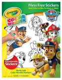 Crayola: Color Wonder Mess Free Sticker Set - Paw Patrol