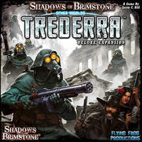 Shadows of Brimstone: Trederra - Deluxe Expansion