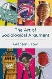 The Art of Sociological Argument by Graham Crow image