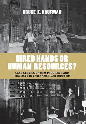 Hired Hands or Human Resources? by Bruce E Kaufman image