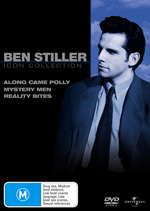 Ben Stiller Movie Collection (Along Came Polly / Mystery Men / Reality Bites) (3 Disc Set) on DVD
