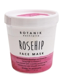 Natural Infusion Face Mask Tub - Rosehip (200gm)