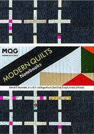 Modern Quilts Notebooks by The Modern Quilt Guild