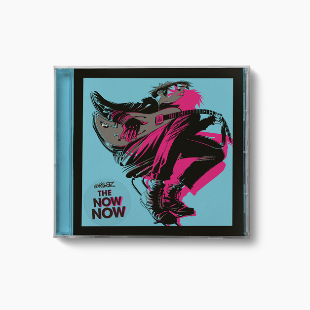 The Now Now by Gorillaz