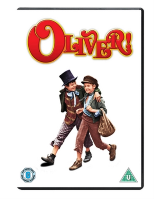 Oliver on DVD