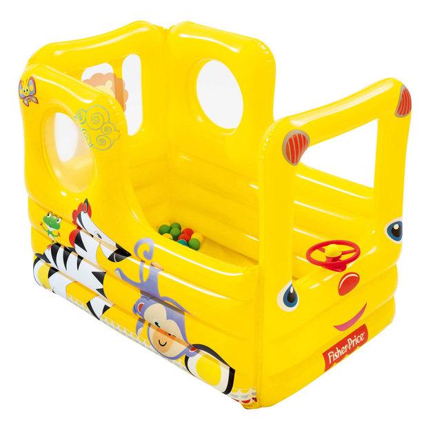 Bestway: Lil' Learner School Bus Inflatable Play House