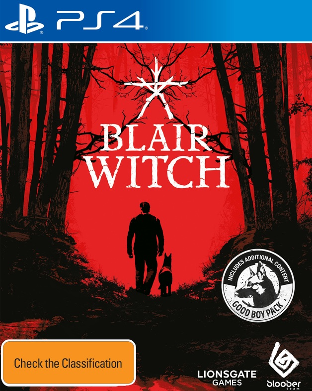Blair Witch for PS4