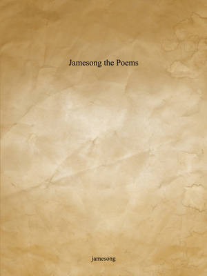 Jamesong the Poems by Jamesong image