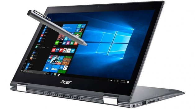 "13.3"" Acer Spin 5 i5 8GB 256GB 2-in-1 Laptop"