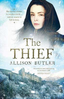 The Thief by Allison Butler
