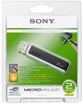 Sony USM2GJ-Series Micro Vault 2GB