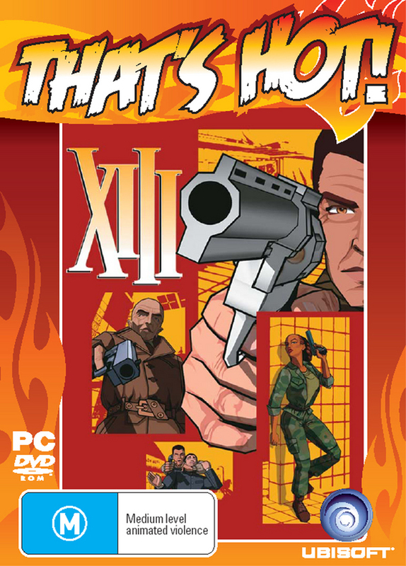 XIII for PC Games