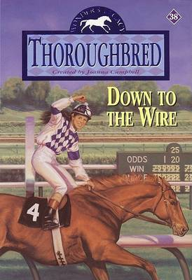 Down to the Wire by Joanna Campbell