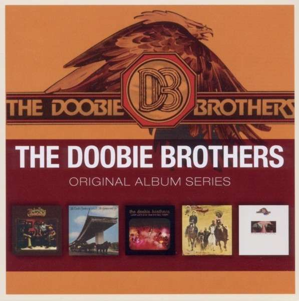 5 Albums in 1 - Original Album Series by The Doobie Brothers