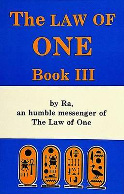 Ra Material Book Three by RA