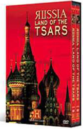 Russia Land Of The Tsars on DVD
