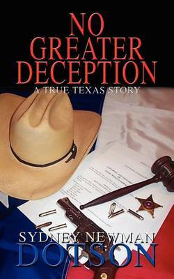 No Greater Deception by Sydney Newman Dotson image