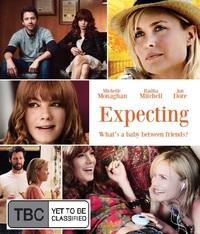 Expecting on Blu-ray