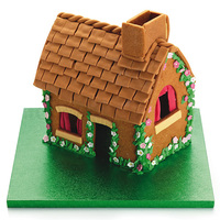 Deluxe Gingerbread House Cutter Set