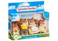 Sylvanian Families: Walnut Squirrel Family