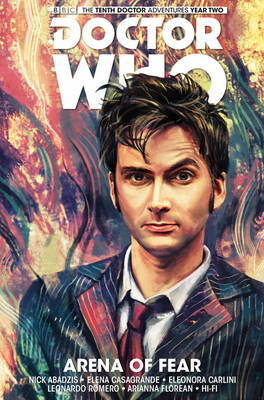 Doctor Who: The Tenth Doctor by Nick Abadzis