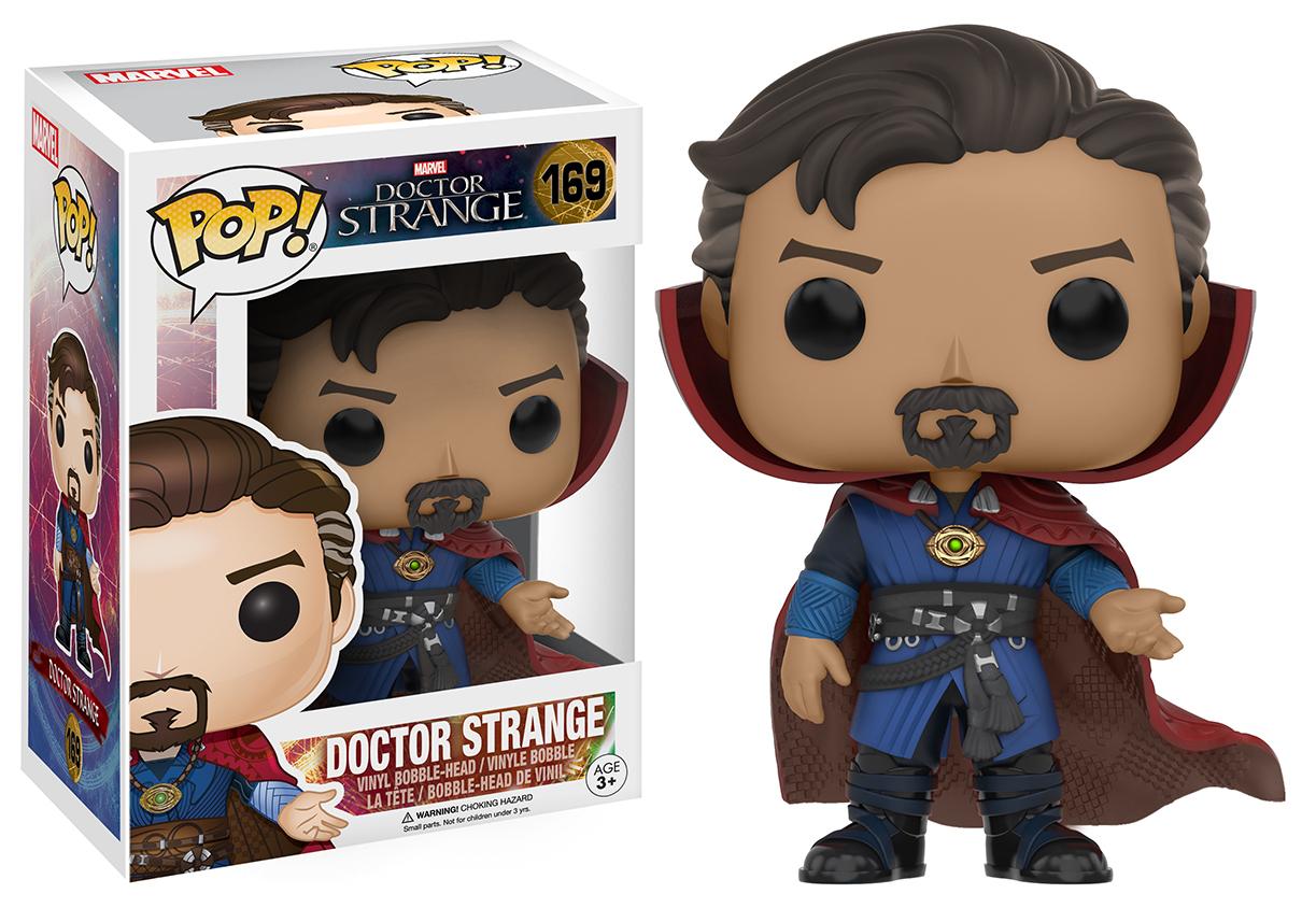 Doctor Strange Movie - Pop! Vinyl Figure image