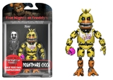 "Five Nights at Freddy's - Nightmare Chica 5"" Vinyl Figure"