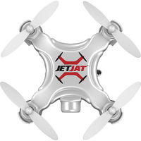 MOTA JETJAT Ultra Drone with One Touch Take-Off & Landing (White)