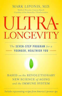 UltraLongevity by Mark Liponis image