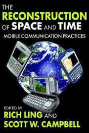 The Reconstruction of Space and Time by Rich Ling image
