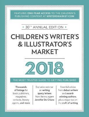 Children's Writer's & Illustrator's Market 2018 image